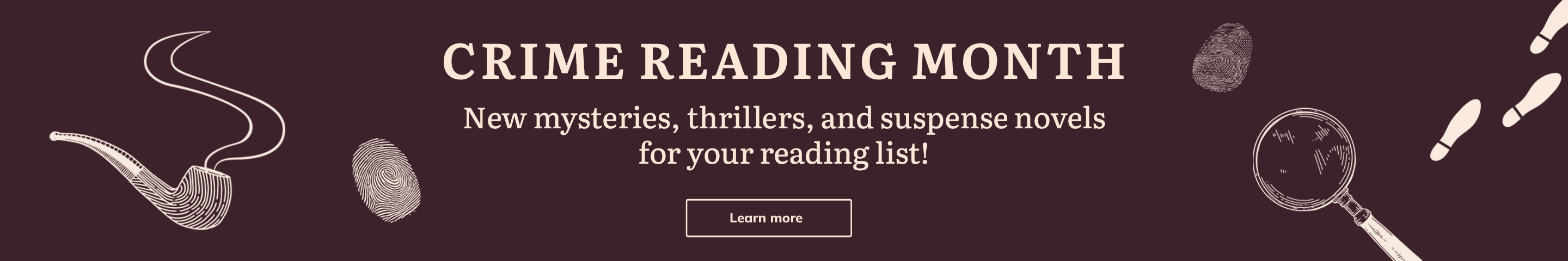 New mysteries, thrillers, and suspense novels for your reading list!